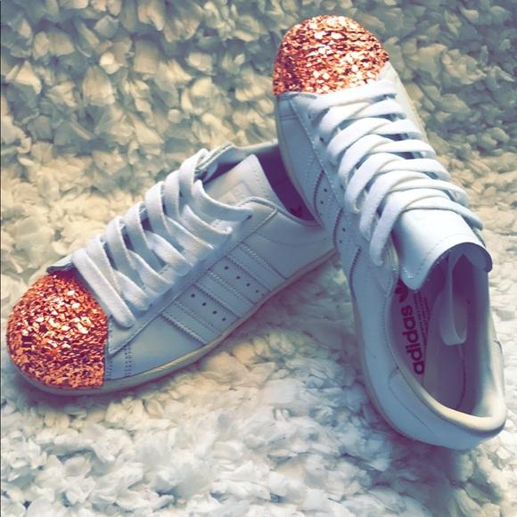 adidas metal toe rose gold fiyat